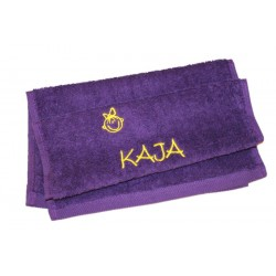 Ręcznik dla Dziecka z Imieniem HAFT