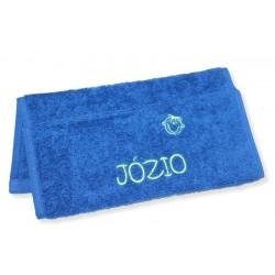 Ręcznik do przedszkola z indywidualnym haftem